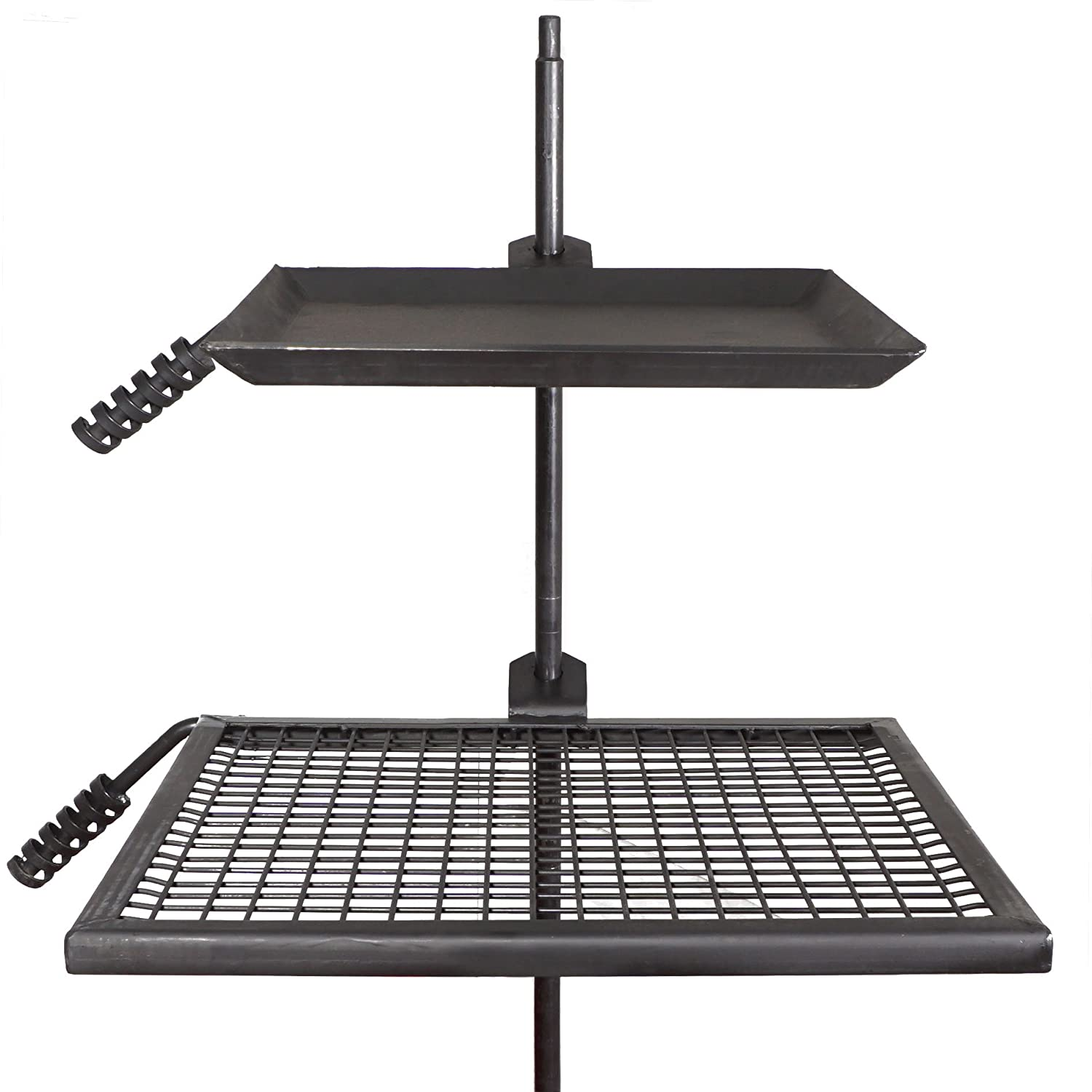 Superieur Amazon.com : Titan Campfire Adjustable Swivel Grill Fire Pit Cooking Grate  Griddle Plate BBQ : Garden U0026 Outdoor