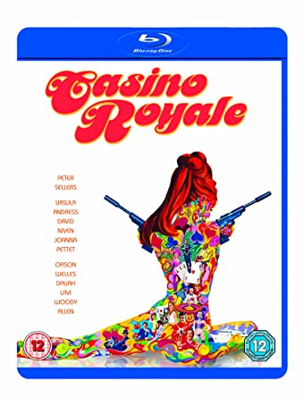 Casino royale blu ray review 1967 twin river poker reviews