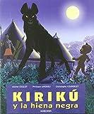 Kirikú y la hiena negra (mediano) (Kiriku (kokinos))