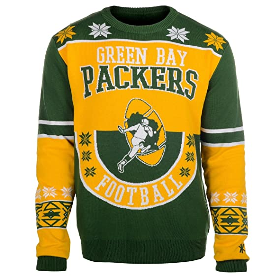 Amazoncom Nfl Cotton Retro Sweater Sports Outdoors