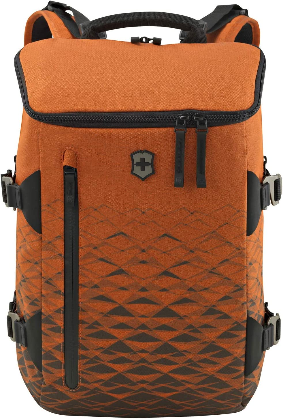 "Victorinox VX Touring 15"" Laptop Backpack with Tablet Pocket, Gold Flame, 18.1-inch"