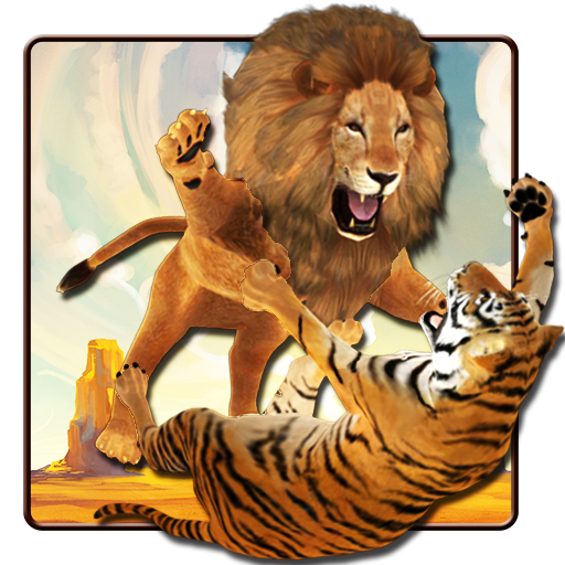 Lion Vs Tiger Wild Adventure]()