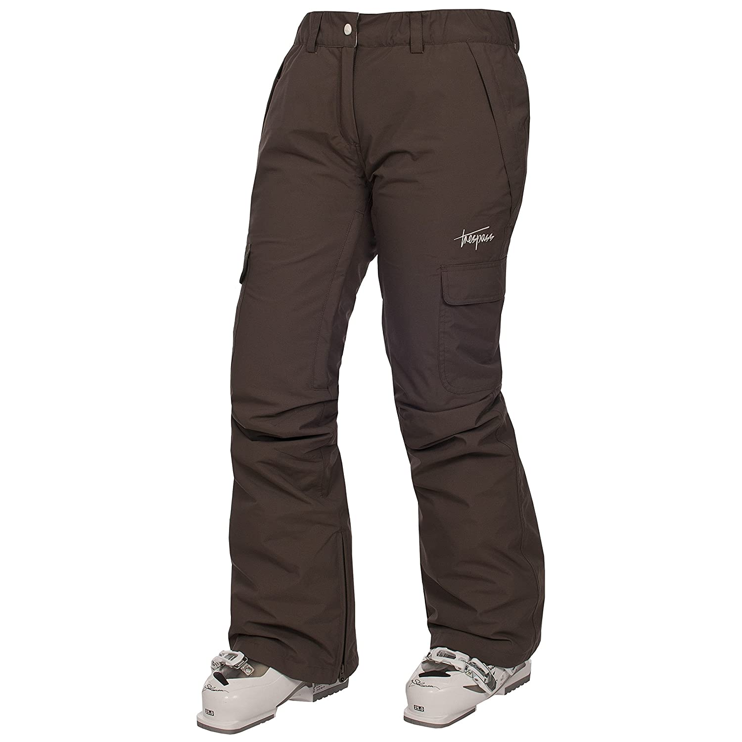 Trespass Womens/Ladies Fargo Waterproof Ski Trousers