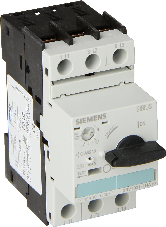 /Interrupteur automatique 3RV1/s0/8/A r/égulation 8 Siemens/