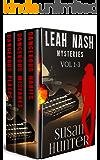 Leah Nash Complete Mysteries: Leah Nash Mystery Series (Leah Nash Mysteries)
