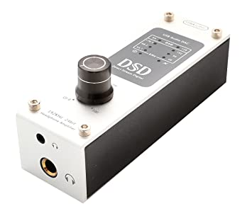 Syba SD-DAC63107 192 KHz/24 Bit DSD USB Audio DAC: Amazon co uk