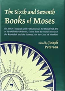 Sixth and seventh books of moses wikiwand.