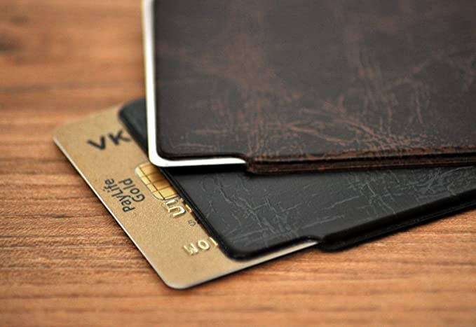 SECVEL Porta tarjetas de crédito Premium Edition - Protección RFID ...