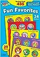 Trend Enterprises Fun Favorites Stinky Stickers Variety Pack, 435/pkg (T-6491)