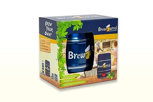 """BrewBarrel Bière Blonde  : """"la brasserie pour les nuls"""""""
