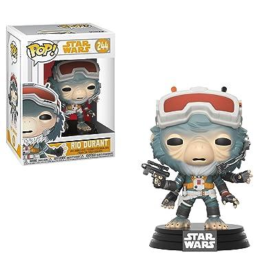 Funko Pop!- Star Wars: Red Cup Figura de Vinilo, (26992): Juguetes y juegos