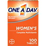 One-A-Day Women's Multivitamin Tablets, 100 Count
