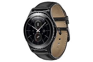 "Samsung Gear S2 Classic - Smartwatch (1.2"", 512 MB de RAM, memoria interna de 4 GB, Tizen)"