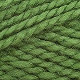 King Cole Big Value Chunky Knitting Yarn 100% Acrylic Wool 100g Ball (Moss - 548)