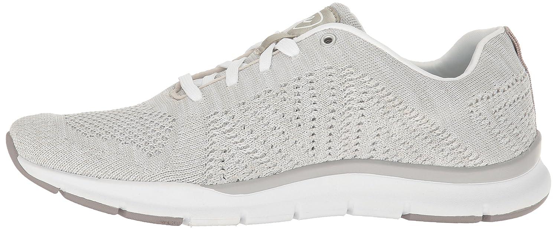 Easy Spirit Women's Ferran2 Fashion Sneaker B01N0EH7WB 8.5 B(M) US|Grey/Multi Fabric