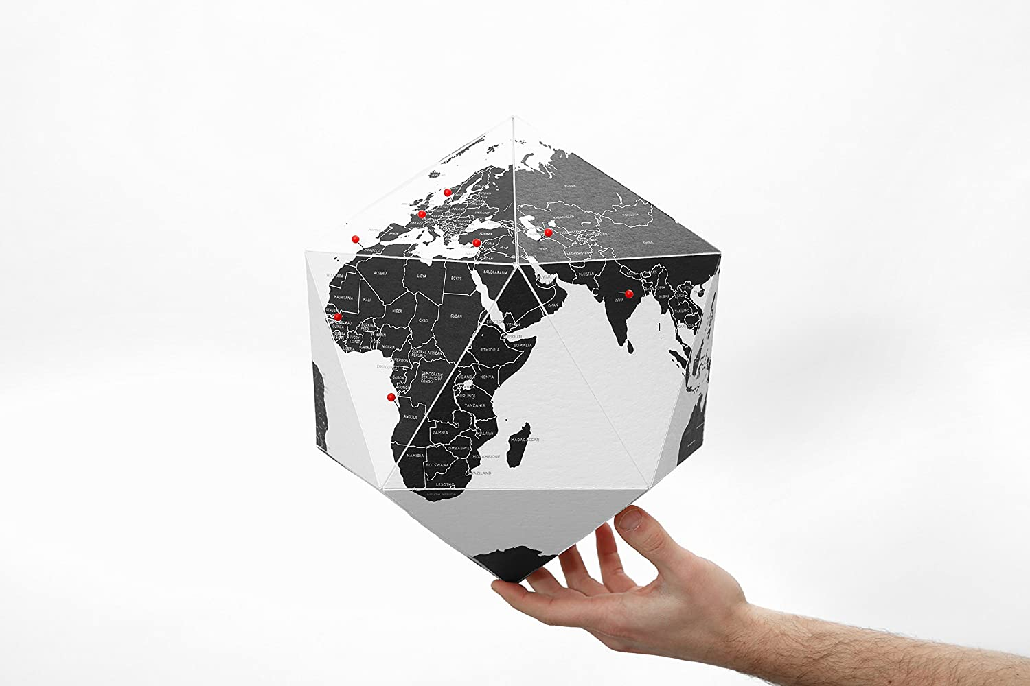 XL -Palomar The Personal Globe By Countries Black Here