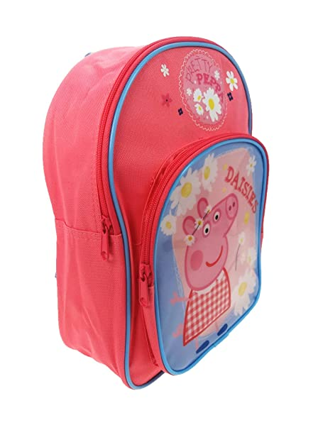Amazon.com: Peppa Pig Childrens Backpack, 10 Liters, Pink Peppa001317: Baby