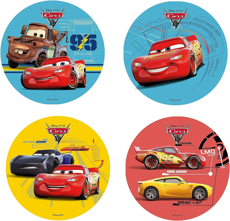Horloge 56715 Horloge Murale Taille Environ 25 cm Deutz Tracteur Vert Montre Aliment/é par Pile