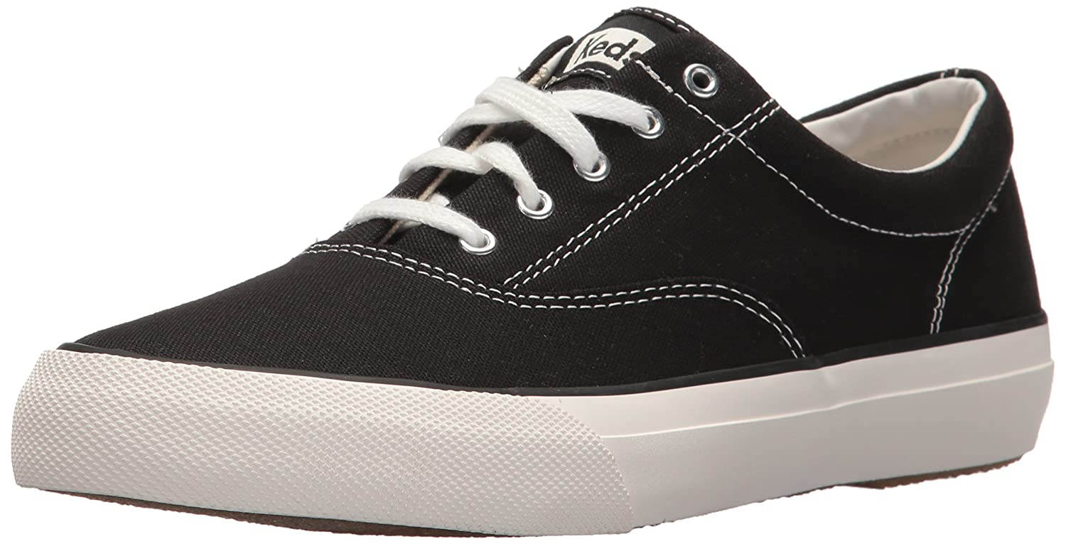Keds Women's Anchor Sneaker B072Y8PSVW 7.5 M US|Black