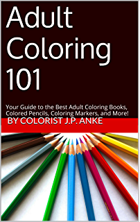 How to color with colored pencils color palettes coloring adult coloring 101 your guide to the best adult coloring books colored pencils fandeluxe Image collections