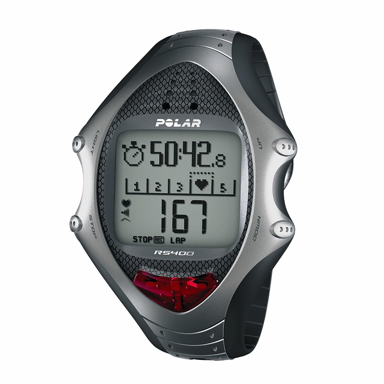 Polar Rs400 - Reloj con pulsímetro: Amazon.es: Deportes y aire libre