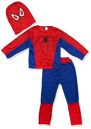 Fun Play disfraz de Fancy vestido Spider Hero para niños de 1 - 3 ...
