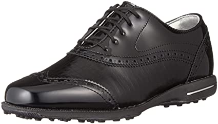 Amazon.com  FootJoy Women s Tailored Collection Closeout Golf Shoes ... f9eb2290eda