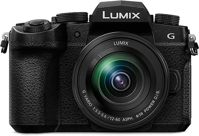 Panasonic Lumix G90M - Cámara Evil de 20.3 MP (Pantalla de 3.2 ...