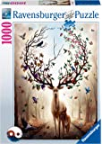 Ravensburger 15018 - Magical Deer 1000pc Puzzle