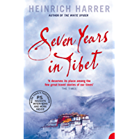Seven Years in Tibet (English Edition)