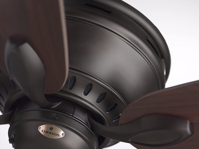 Emerson Ceiling Fans CF905ORB Prima Snugger 52 Inch Low Profile