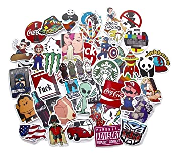 StickerFactory Pack Of Pcs Best Vinyl Decal Stickers Pack - Best vinyl decal stickers