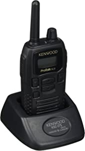 Kenwood TK-3230DX Compact & Durable ProTalk UHF Business Two-Way Radio - Black
