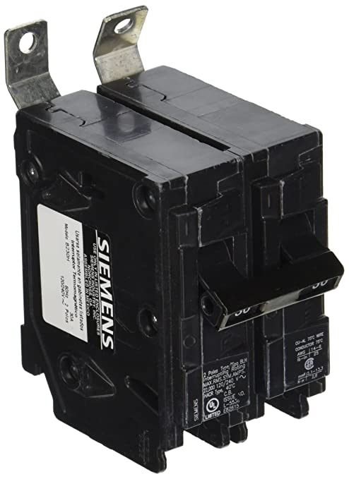 circuit breaker fuse *NEW* Siemens B220 2 pole 120/240V Type BL **CASE OF 6** Electrical Equipment & Supplies
