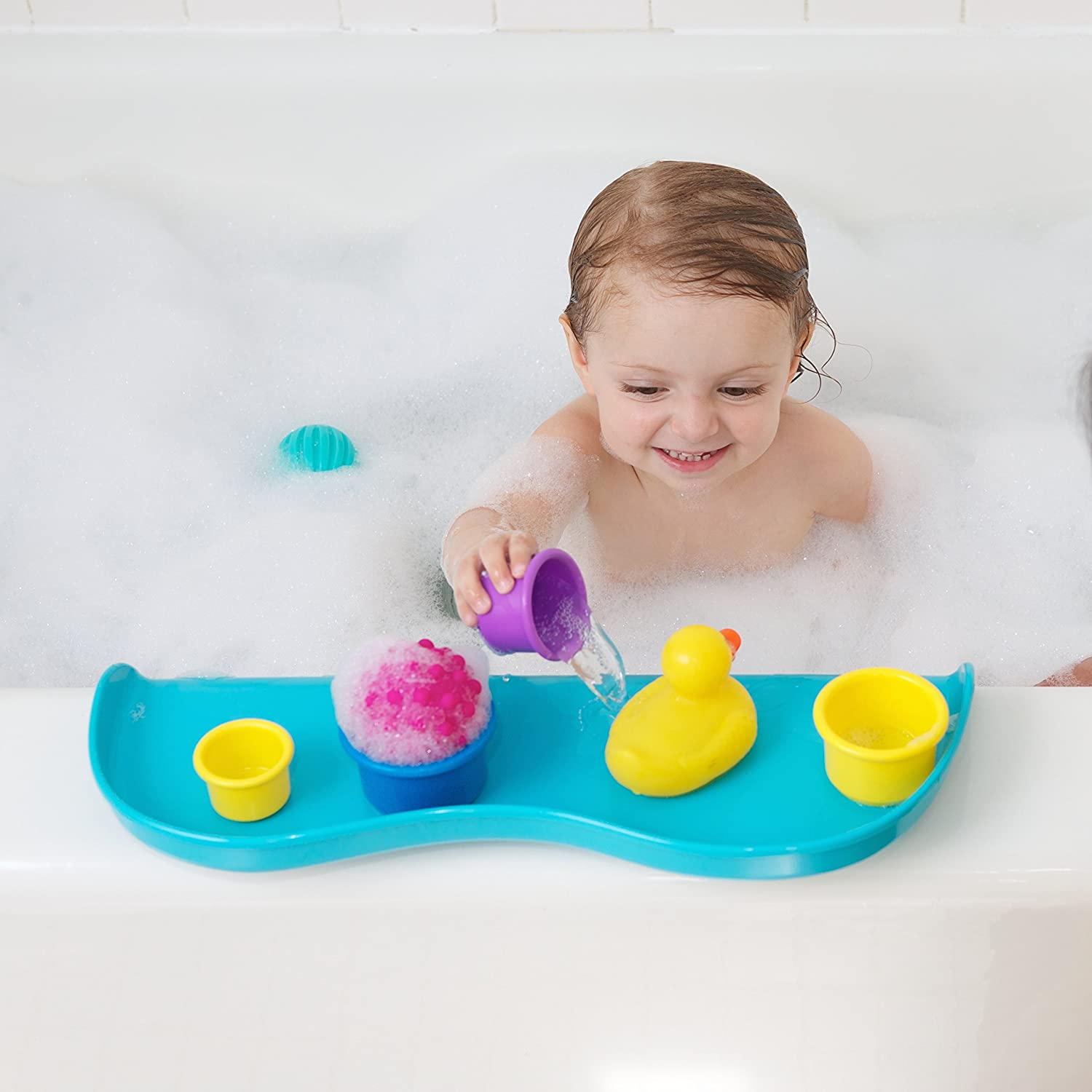Amazon.com : Toddler Tub Shelf : Baby
