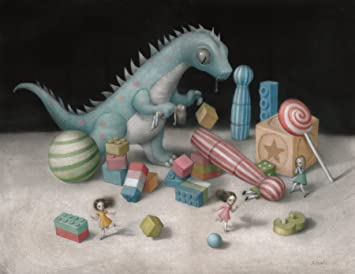 Artifact Puzzles Nicoletta Ceccoli Its My Party Wooden