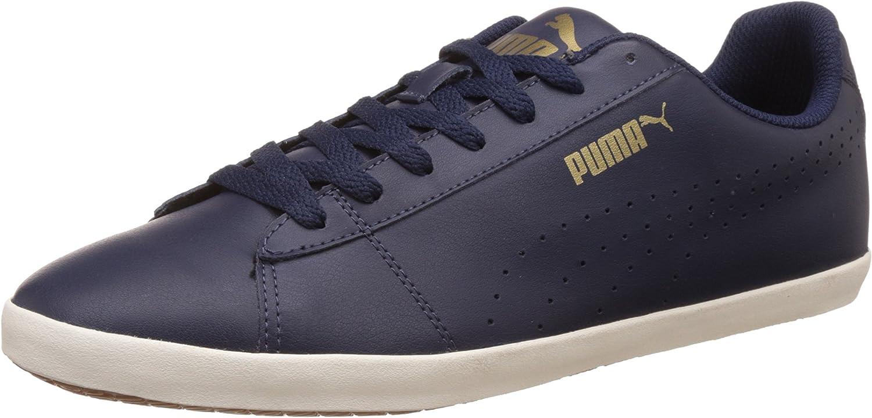 Puma Civilian Sl, Herren Sneaker Blau Bleu (Peacoat