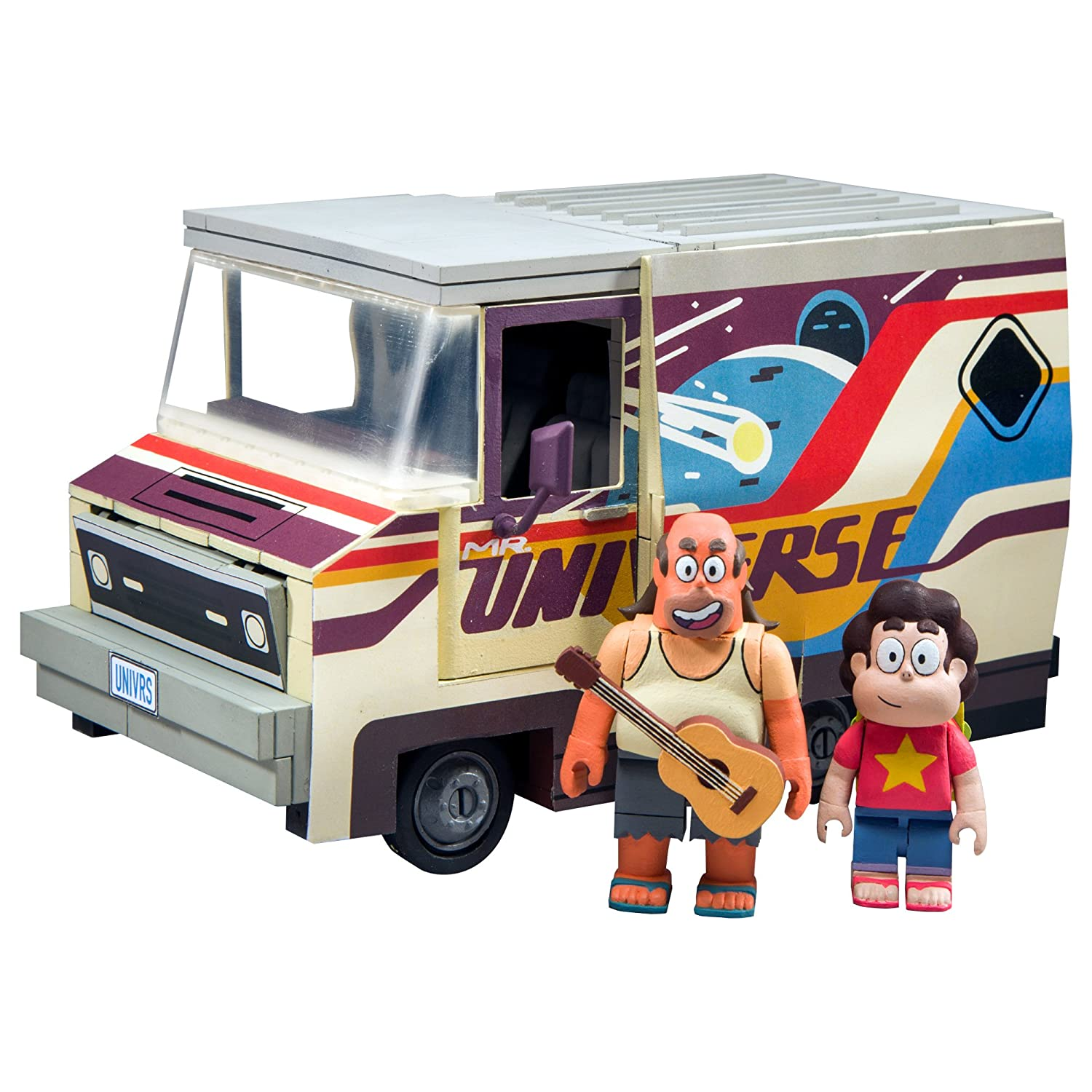McFarlane Toys Steven Mr. Universe Van Large Construction Set
