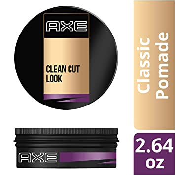 Amazon Com Axe Clean Cut Look Hair Pomade Classic Pack Of 3
