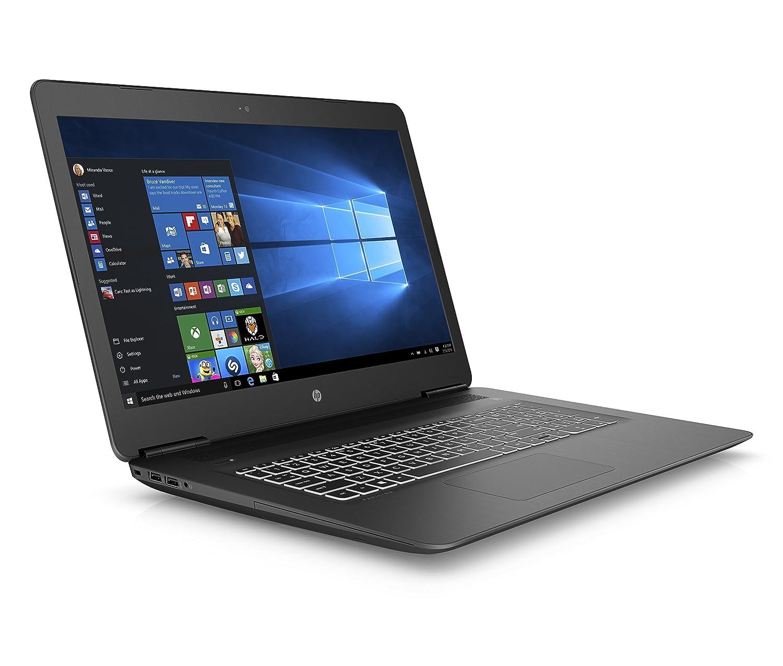 HP 17-AB301NA 17.3-inch Pavilion Power Gaming Laptop (Shadow Black) – (Intel Core i7-7500U, 8 GB RAM, 1 TB HDD, NVIDIA GeForce GTX 1050 2 GB Dedicated, Windows 10 Home)
