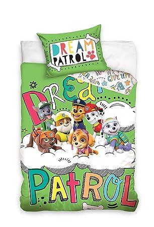 Paw Patrol Bettwasche 140x200 100 Baumwolle Kinderzimmer Kinder