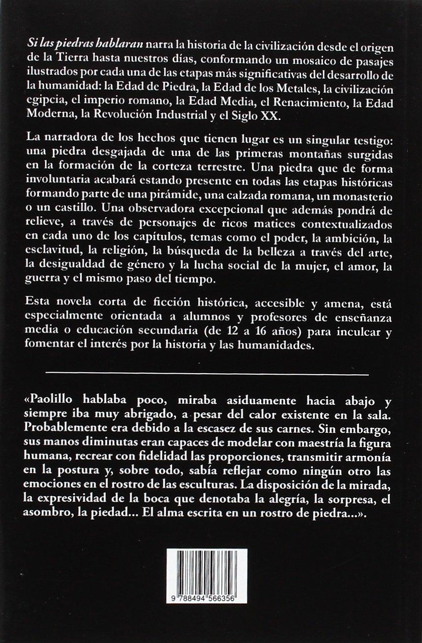 Si las piedras hablaran: Amazon.es: Ana Jesús Olaya Cuenca ...