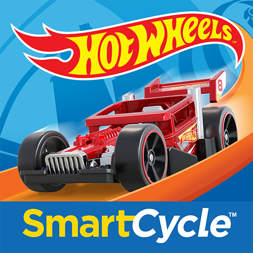 Smart Cycle Hot Wheels