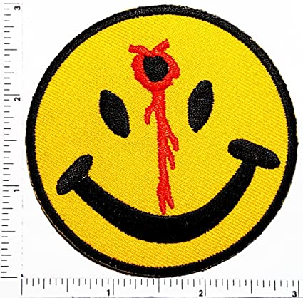 Amazon.com: Agujero de bala Gunman Biker Logo Smile Face Kid ...