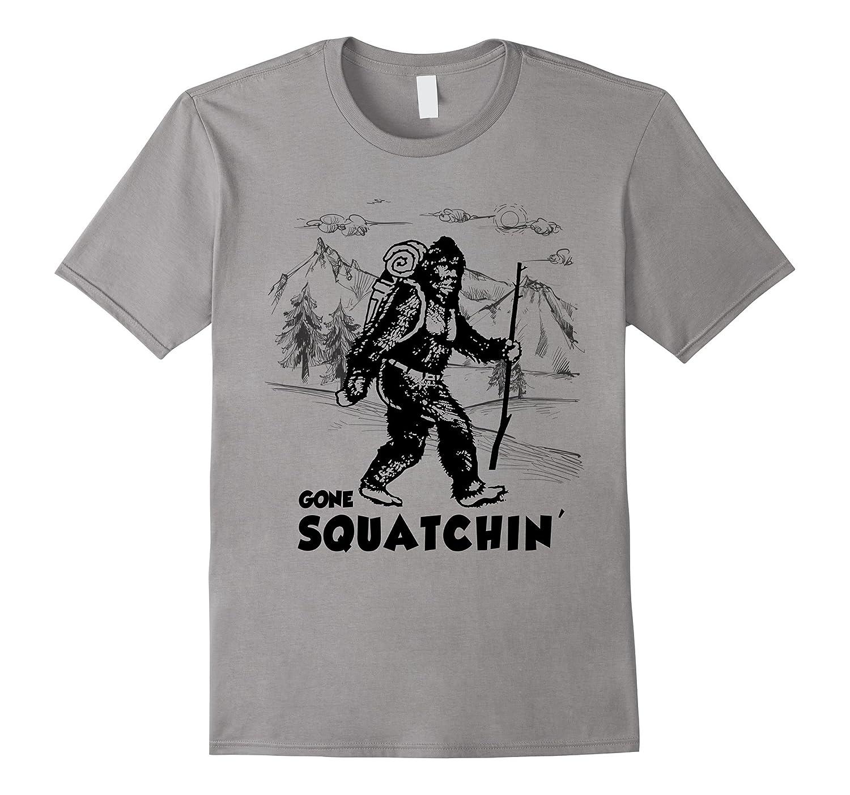 Gone Squatchin'-Art