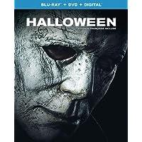 Halloween (2018) [Blu-ray + DVD + Digital] (Bilingual)
