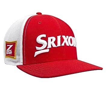 fcc65b8785c Srixon Men s 6P Trucker Golf Cap