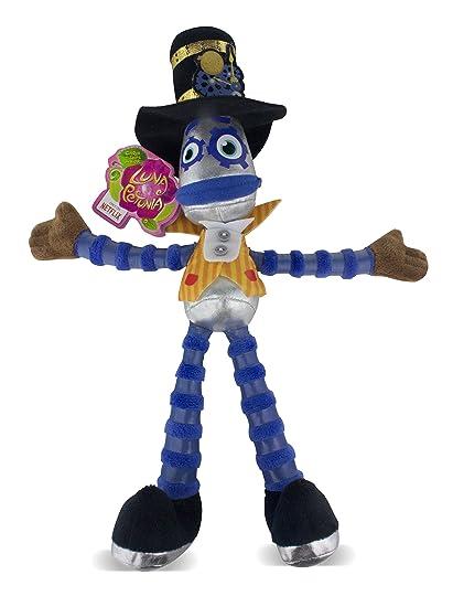 fab050f0377 Amazon.com  Luna Petunia 22088 Sammy Stretch Beanie Plush Toy  Toys   Games