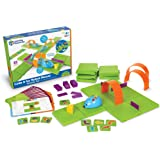 Learning Resources Code & Go Robot Mouse Activity Set, STEM, Kids Coding Toy, Programs up to 40 Steps, 83 Pieces, Ages 4…