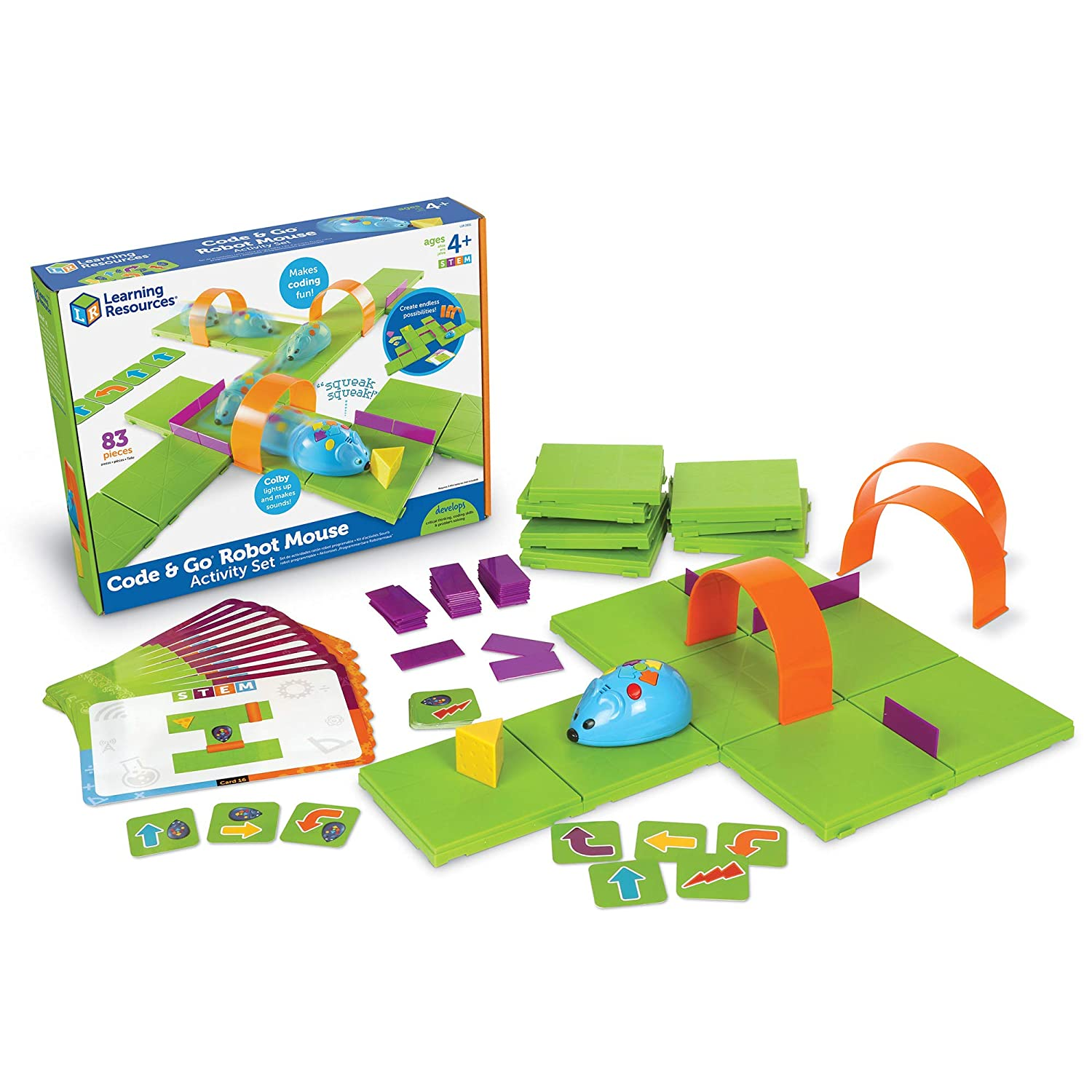 bdc24f41660 Learning Resources-XLRLER2831, Color (LER2831): Amazon.es: Juguetes y juegos